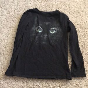 🖤New Listing🖤Children's Place Cat Shirt